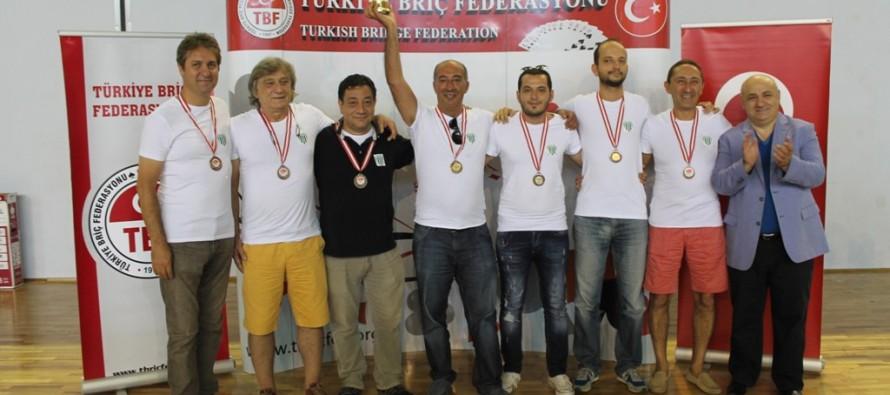 2015 Türkiye Kulüpler Takım Şampiyonası Sonuçlandı