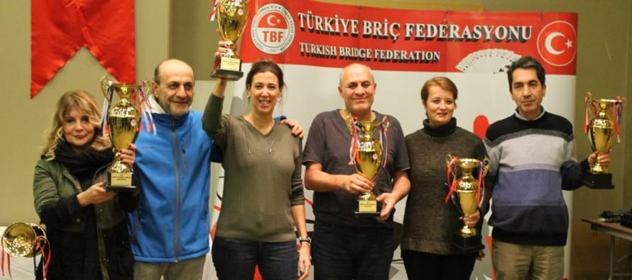 2015 Türkiye Karışık Takımlar Şampiyonası Sonuçlandı
