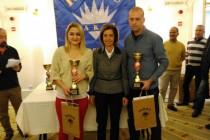 11. Geleneksel İnönü İkili Turnuvası Sonuçlandı