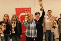 2016 Kadınlar Takım Şampiyonası Sonuçlandı