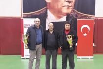 2016 Çukurova Açık İkili Şampiyonası Sonuçlandı