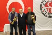 2016 Spor Toto Karadeniz Açık İkili Şampiyonası Sonuçlandı