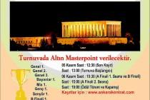 XV. Başkent İkili Turnuvası