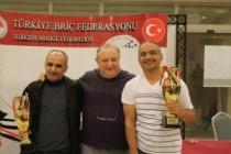 2016 Cumhuriyet Kupası Açık İkili Şampiyonası Sonuçlandı