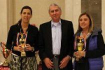 2016 Türkiye Kadın İkili Briç Şampiyonası Sonuçlandı
