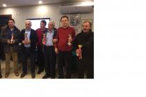 Osman Peker'i Anma Briç turnuvası Yapıldı