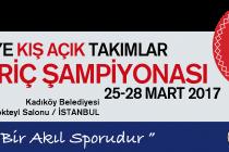 Türkiye Kış Takımlar Şampiyonası 1/16 Maçları