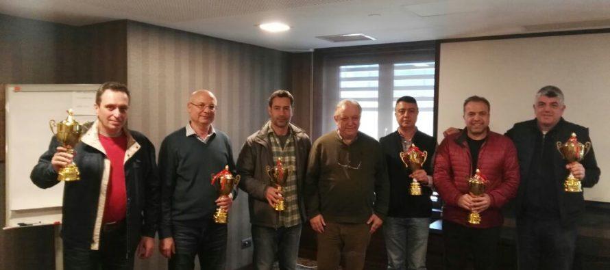 Türkiye Kış Dörtlü Takımlar Şampiyonası Sonuçlandı