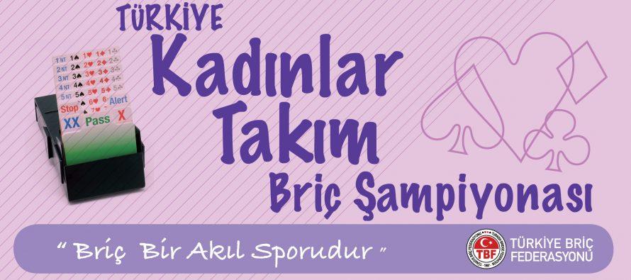 Türkiye Kadınlar Briç Şampiyonası