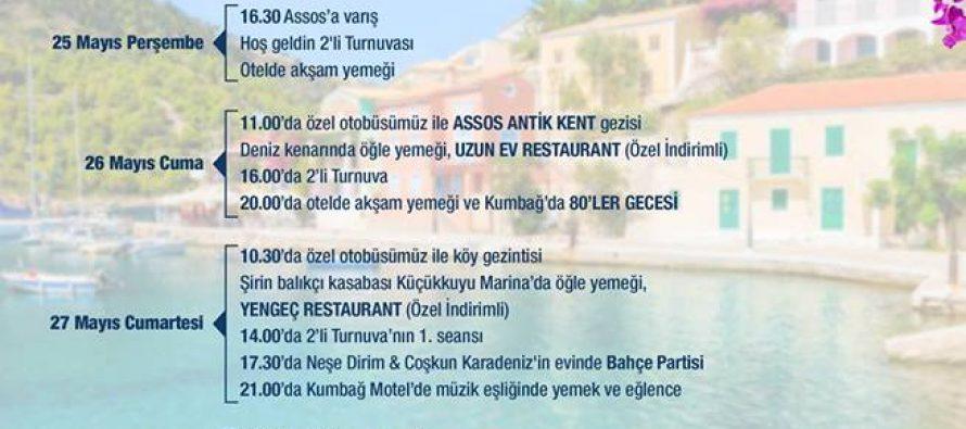 Assos Briç ve Kültür Festivali