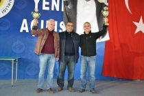 Trakya Açık İkili Şampiyonası Sonuçlandı