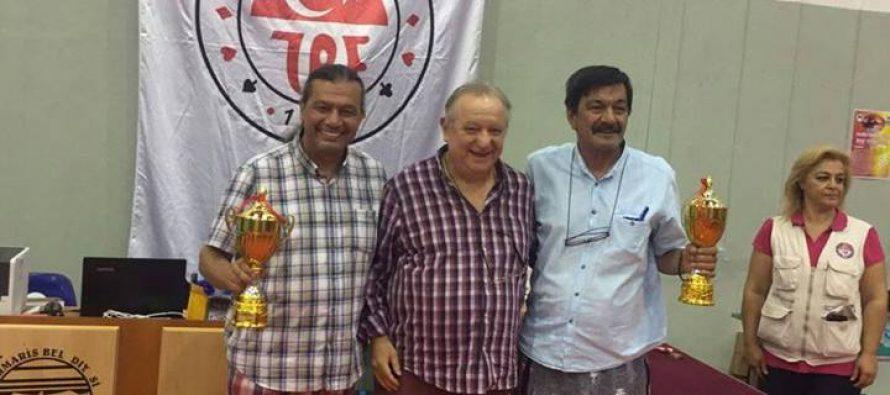 Batı Akdeniz Şampiyonası Sonuçlandı