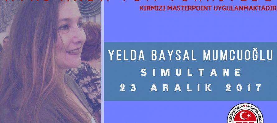 Yelda Baysal Mumcuoğlu