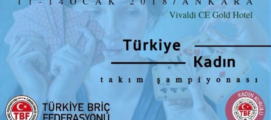 Türkiye Kadın Takımlar Şampiyonası
