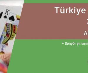 Türkiye Senyör İkili Briç Şampiyonası