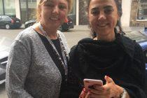 2018 Avrupa Kadın Şampiyon Çifti Türkiye'den