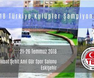 2018 Türkiye Kulüpler Briç Şampiyonası