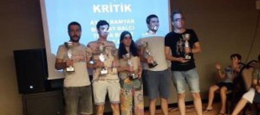 2018 Türkiye Gençler Takım Şampiyonası Sonuçlandı