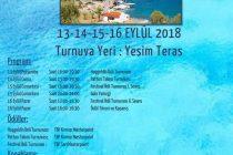 21. Geleneksel Datça Briç Festivali