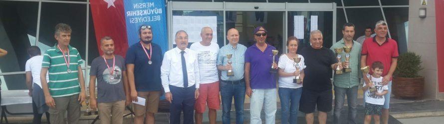 34. Uluslararası Mersin Briç Festivali Tamamlandı